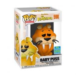 Figuren Pop SDCC 2019 The Flintstones Baby Puss Limitierte Auflage Funko Genf Shop Schweiz
