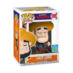 Figurine Pop SDCC 2019 Hanna Barbera Wacky Races Lazy Luke Edition Limitée Funko Boutique Geneve Suisse