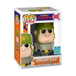 Figurine Pop SDCC 2019 Hanna Barbera Wacky Races Sergeant Blast Edition Limitée Funko Boutique Geneve Suisse