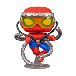Figur Pop Spider-Man Octo-Spidey Limited Edition Funko Geneva Store Switzerland
