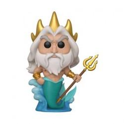 Figurine Pop 15 cm The Little Mermaid King Triton Edition Limitée Funko Boutique Geneve Suisse