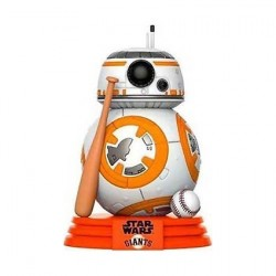 Figurine Pop Star Wars BB-8 San Francisco Giants Baseball Edition Limitée Funko Boutique Geneve Suisse