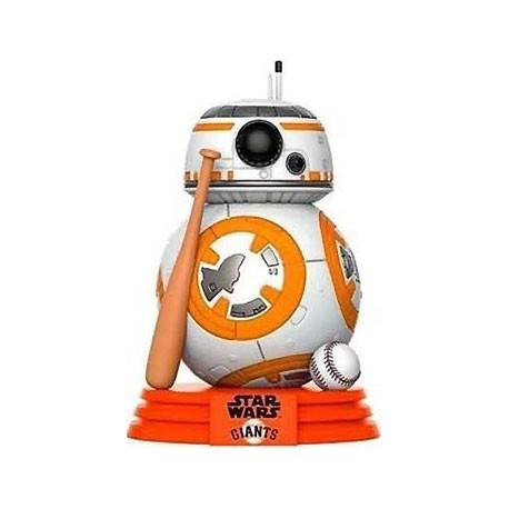 Figur Pop Star Wars BB-8 San Francisco Giants Baseball Limited Edition Funko Geneva Store Switzerland