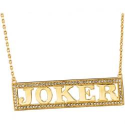 Figuren DC Comics Harley's Joker Necklace Noble Collection Genf Shop Schweiz