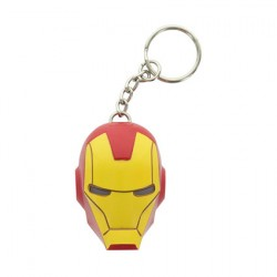 Figur Marvel Iron Man LED Torch Paladone Geneva Store Switzerland