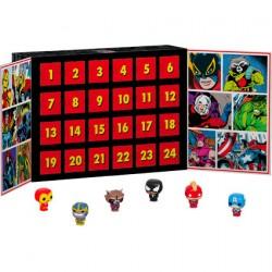 Figurine Pop Pocket Marvel Calendrier de l'Avent (24 pcs) Funko Boutique Geneve Suisse
