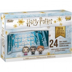 Pop Pocket Harry Potter Calendrier de l'Avent (24 pcs) V2