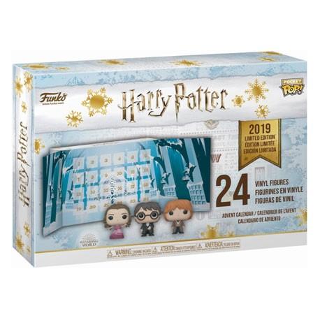 Figuren Pop Pocket Harry Potter Advent Calendar (24 stk) V2 Funko Genf Shop Schweiz