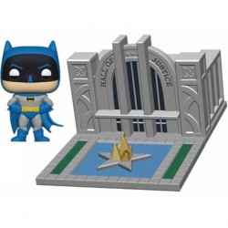 Figurine Pop Town DC Comics Batman 80th Anniversary Hall of Justice Funko Boutique Geneve Suisse