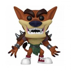 Figurine Pop Games Crash Bandicoot Tiny Tiger Funko Boutique Geneve Suisse