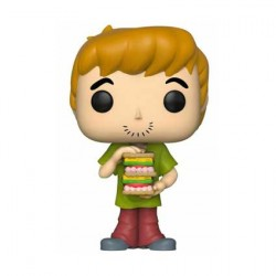 Figurine Pop Cartoons Scooby Doo Shaggy with Sandwich Funko Boutique Geneve Suisse