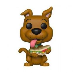 Figurine Pop Cartoons Scooby Doo avec Sandwich Funko Boutique Geneve Suisse