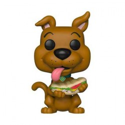Figurine Pop Cartoons Scooby Doo with Sandwich Funko Boutique Geneve Suisse
