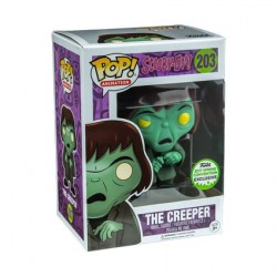 Figur Pop ECCC 2017 Scooby Doo The Creeper Limited Edition Funko Geneva Store Switzerland