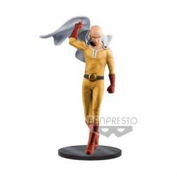 Figurine One Punch Man DXF Saitama Premium Figure Banpresto Boutique Geneve Suisse