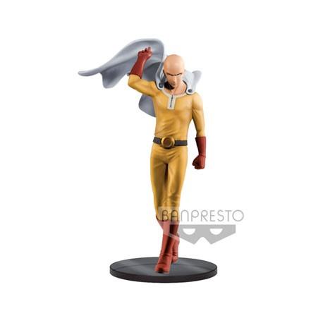 Figur One Punch Man DXF Saitama Premium Figure Banpresto Geneva Store Switzerland