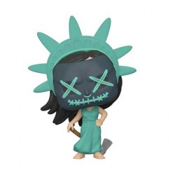 Figurine Pop Movies The Purge Election Year Lady Liberty Funko Boutique Geneve Suisse