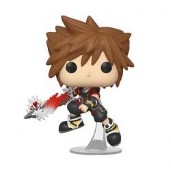 Figurine Pop Disney Kingdom Hearts 3 Sora with Ultima Weapon Funko Boutique Geneve Suisse