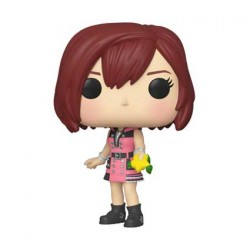 Figurine Pop Disney Kingdom Hearts 3 Kairi with Hood Funko Boutique Geneve Suisse
