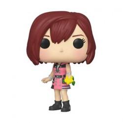 Figurine Pop Disney Kingdom Hearts 3 Kairi with Hood Funko Boutique Geneve Suisse