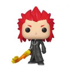 Figur Pop Kingdom Hearts 3 Axel with Chakrams Limited Edition Funko Geneva Store Switzerland
