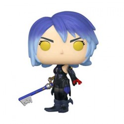 Figurine Pop Kingdom Hearts 3 Dark Aqua with Keyblade Edition Limitée Funko Boutique Geneve Suisse