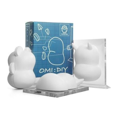 Figurine Omi à Customiser Munkyking Boutique Geneve Suisse