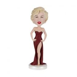 Figur Marilyn Monroe Bobble Head Cold Resin Royal Bobbleheads Geneva Store Switzerland