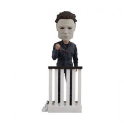 Figurine Michael Myers Bobble Head en Résine Royal Bobbleheads Boutique Geneve Suisse