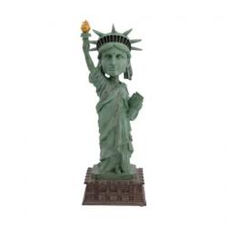 Figur Statue of Liberty Bobble Head Cold Resin Geneva Store Switzerland