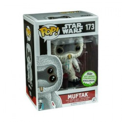 Figur Pop ECCC 2017 Star Wars Muftak Limited Edition Funko Geneva Store Switzerland