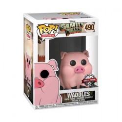 Figurine Pop Disney Gravity Falls Waddles Edition Limitée Funko Boutique Geneve Suisse