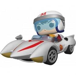 Figurine Pop Rides Speed Racer Speed with Mach 5 Funko Boutique Geneve Suisse