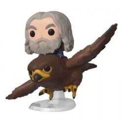 Figurine Pop Rides Le Seigneur des Anneaux Gandalf avec Gwaihir Funko Boutique Geneve Suisse