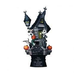 Figurine Disney Select L'Étrange Noël de Monsieur Jack Diorama Beast Kingdom Boutique Geneve Suisse