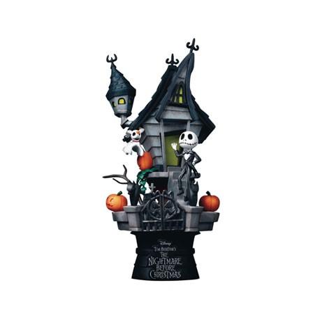 Figur Disney Select The Nightmare Before Christmas Diorama Beast Kingdom Geneva Store Switzerland