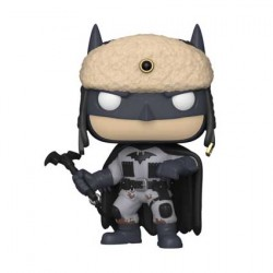 Figurine Pop DC Batman 80th Anniversary Red Son Batman 2003 Funko Boutique Geneve Suisse