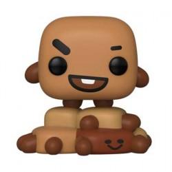 Figur Pop Cartoons BT21 Shooky Funko Geneva Store Switzerland