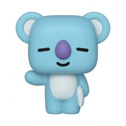 Figurine Pop Cartoons BT21 Koya Funko Boutique Geneve Suisse