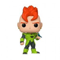 Figurine Pop Anime Dragon Ball Z Android 16 Funko Boutique Geneve Suisse