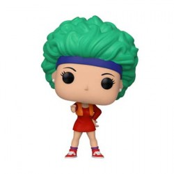 Figurine Pop Anime Dragon Ball Z Bulma in Red Outfit Funko Boutique Geneve Suisse