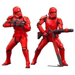 Figur Star Wars The Rise of Skywalker Sith Trooper Artfx+ Statue 2-Pack Kotobukiya Geneva Store Switzerland