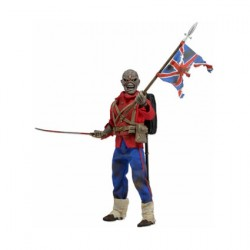 Iron Maiden Eddie The Trooper Clothed Retro 20 cm