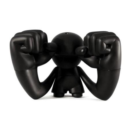 Figuren Thump Noir zum personalisieren Designer Toys Genf