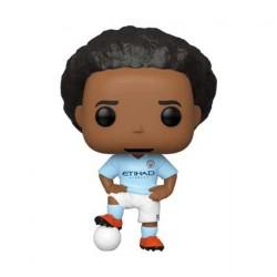 Figurine Pop Football Manchester City Leroy Sane Funko Boutique Geneve Suisse