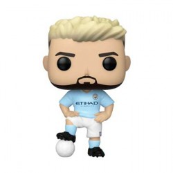 Figurine Pop Football Manchester City Sergio Agüero Funko Boutique Geneve Suisse