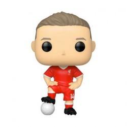 Figurine Pop Football Liverpool Jordan Henderson Funko Boutique Geneve Suisse