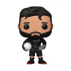 Figurine Pop Football Liverpool Alisson Becker Funko Boutique Geneve Suisse
