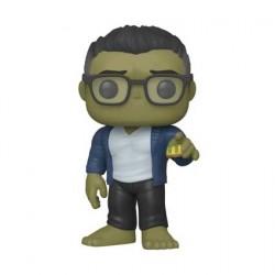 Figurine Pop Marvel Avengers Endgame Hulk avec Taco Funko Boutique Geneve Suisse