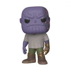 Figurine Pop Marvel Avengers Endgame Casual Thanos with Gauntlet Funko Boutique Geneve Suisse